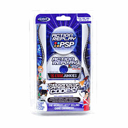 Action Replay PSP Accessories