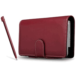 DSi XL Flip and Play Case - Red Accessories
