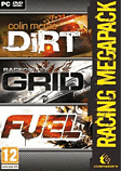 Grid, Fuel & Dirt Racing Mega Pack PC Games and Downloads
