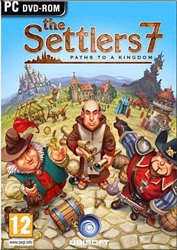 The Settlers 7: Paths to a Kingdom PC Games and Downloads Cover Art