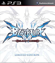 BlazBlue: Calamity Trigger Limited Edition PlayStation 3