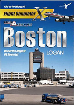 Mega Aiport Boston Logan PC Games and Downloads Cover Art