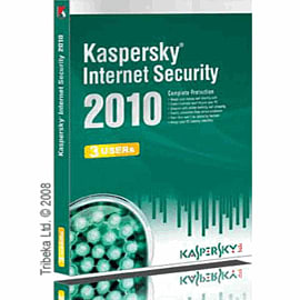 Kaspersky Internet Security 2010 3 Users 1 Year Computing