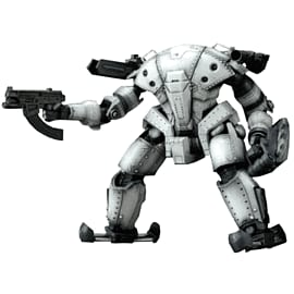 Lost Planet 2 PTX 140R Hardballer Figure Toys and Gadgets