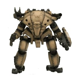 Lost Planet 2 PTX 140R Hardballer Early Model Figure Toys and Gadgets