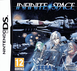 Infinite Space DSi and DS Lite Cover Art