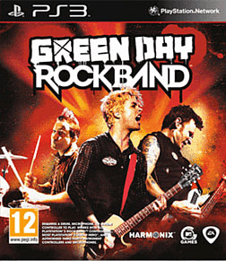 Rockband: Green Day PlayStation 3