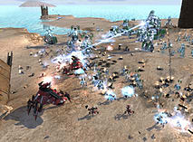 Supreme Commander 2 screen shot 5
