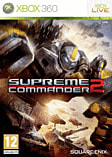 Supreme Commander 2 (with Preorder Bonus In-game Maps) - Pre-owned Xbox 360