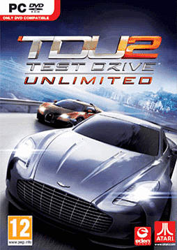 Test Drive Unlimited 2 PC Games and Downloads Cover Art