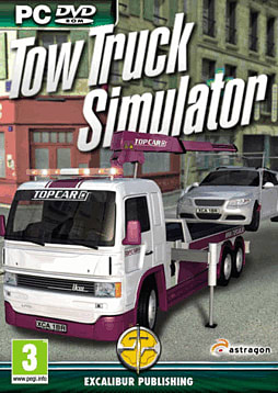 Tow Truck Simulator PC Games and Downloads Cover Art