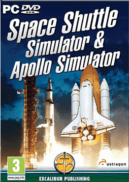 Space Shuttle Simulator & Apollo Simulator PC Games and Downloads Cover Art