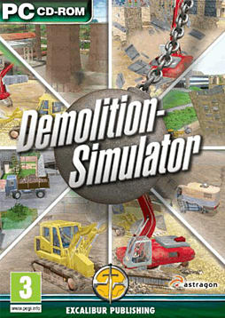 Demolition Simulator PC Games and Downloads Cover Art