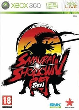 Samurai Shodown Sen Xbox 360 Cover Art