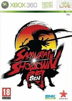 Samurai Shodown Sen Xbox 360 Cover Art