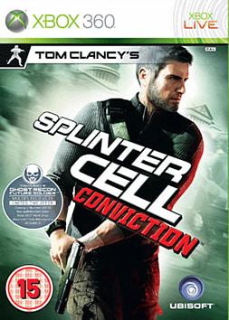 Tom Clancy's Splinter Cell: Conviction Shadow Edition Xbox 360