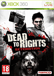 Dead to Rights: Retribution Xbox 360