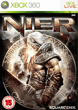 Nier Xbox 360 Cover Art