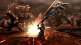 Monster Hunter Tri screen shot 2