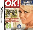 Ok! Puzzle Stars DSi and DS Lite