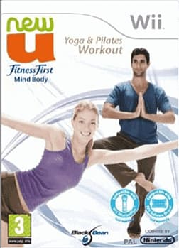NewU Fitness First Mind Body Wii Cover Art