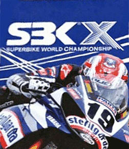 SBK X Special Edition PlayStation 3 Cover Art
