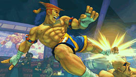 Super Street Fighter IV screen shot 1
