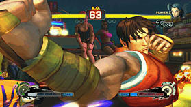 Super Street Fighter IV screen shot 5