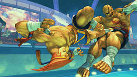 Super Street Fighter IV screen shot 6