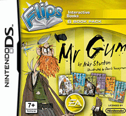 Flips: Mr Gums DSi and DS Lite Cover Art