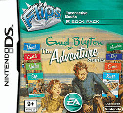 Flips: Enid Blyton's Adventure Series DSi and DS Lite Cover Art