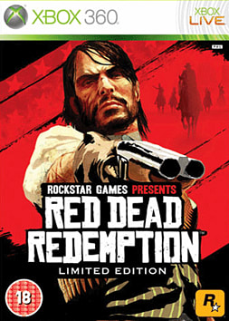 Red Dead Redemption Limited Edition Xbox 360 Cover Art