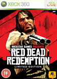 Red Dead Redemption Limited Edition Xbox 360
