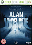 Alan Wake Limited Collector's Edition Xbox 360