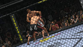 UFC Undisputed 2010 screen shot 1