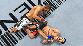 UFC Undisputed 2010 screen shot 2