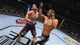 UFC Undisputed 2010 screen shot 4