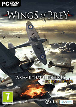 Wings of Prey PC Games and Downloads Cover Art