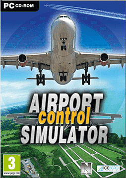 Airport Control Simulator PC Games and Downloads Cover Art