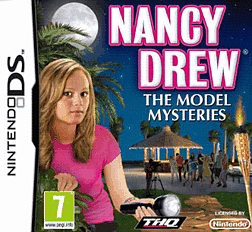 Nancy Drew:The Model Mysteries DSi and DS Lite