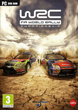 WRC PC Games and Downloads Cover Art