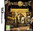 Jewel Quest Mysteries : Curse Of The Emerald Tear DSi and DS Lite