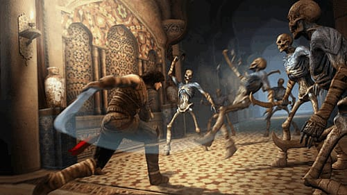 Prince of Persia: The Forgotten Sands on Xbox 360