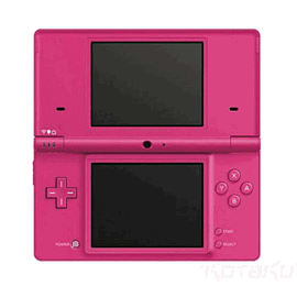 Nintendo DSI Pink Console DSi and DS Lite