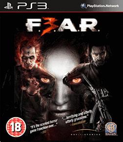 F.E.A.R 3 PlayStation 3 Cover Art