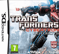 Transformers: War for Cyberton Autobots DSi and DS Lite