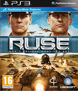 R.U.S.E - Move PlayStation 3 Cover Art