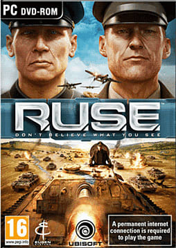 R.U.S.E PC Games and Downloads Cover Art