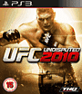 UFC 2010 Undisputed GAME Exclusive Special Edition PlayStation 3