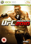 UFC 2010 Undisputed GAME Exclusive Special Edition Xbox 360